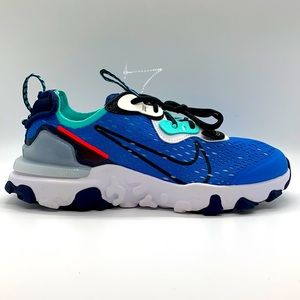 Youth NEW Nike React Vision trainers